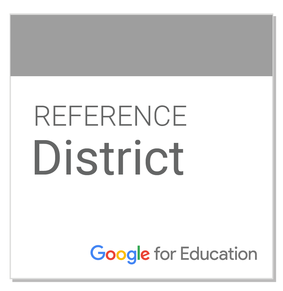 Google Reference District Logo