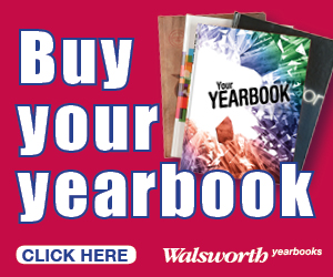 Yearbook Banner